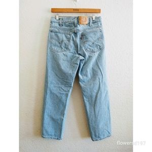 Levis Orange Tab Husky Jeans Size 31/27